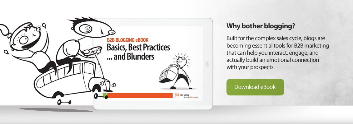 B2B Blogging eBook | Basics, Best Practices... and Blunders