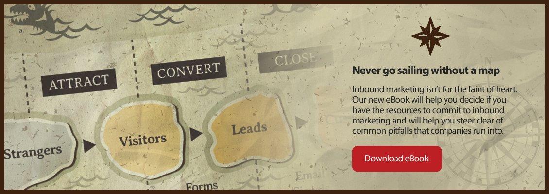Dangers of Inbound Marketing eBook