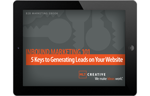 Inbound Marketing 101: 5 Keys to Generating Leads on Your Website