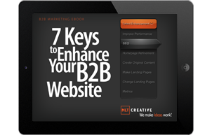 7 Keys to Enhance Your B2B Website