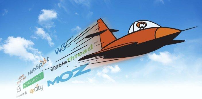 Test flying the ten best website graders