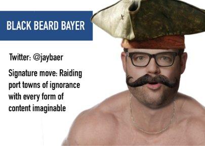 Black Beard Bayer - Jay Baer