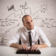 a b2b marketer listenning