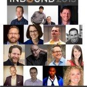 The best Inbound 2015 speakers