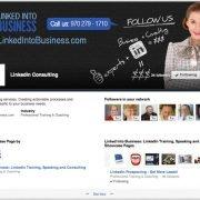 Linkedin to business