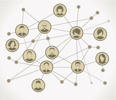 building social capital with Linkedin