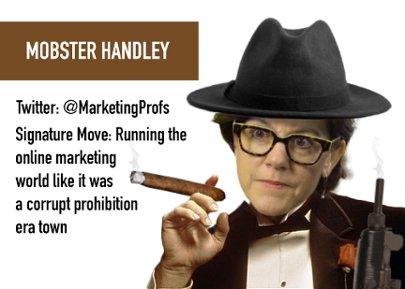 Mobster Ann Handley