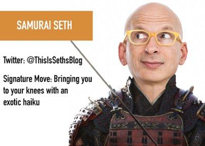 Samurai Seth Godin