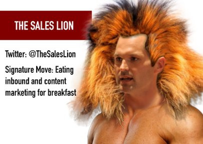 The Sales Lion - Marcus Sheridan