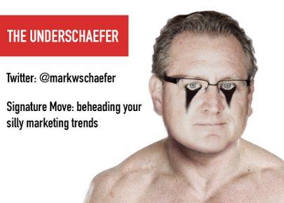 The Underschaefer - Mark Schaefer