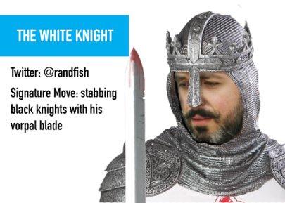 The White Knight - Rand Fishkin