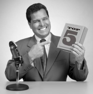 5 good reasons from vintage newscaster