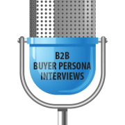 b2b buyer persona interviews
