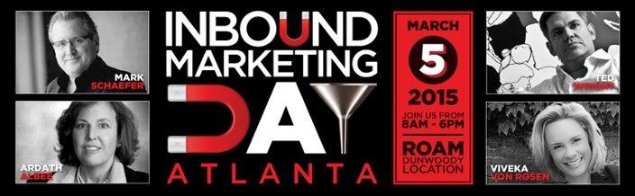 Inbound Marketing Day Atlanta