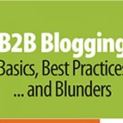 B2B Blogging - Basics, Best Practices... and Blunders webinar