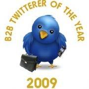 B2B Twitterer of the Year 2009