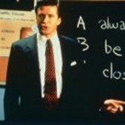 Alec Baldwin In Glengarry Glen Ross