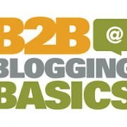 B2B Blogging Basics