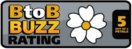 BtoB BUZZ Rating 5 Out of 5 Petals