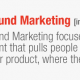 The Definition of inbound marketing