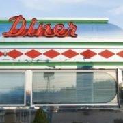 vintage diner