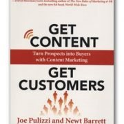 Get Content Get Customers book cover