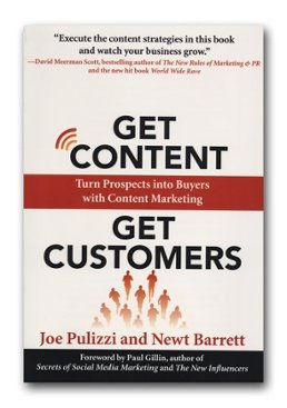 Get Content Get Customers book