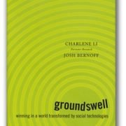 Groundswell book cover