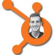 Luke O'Kelley and HubSpot Sprocket