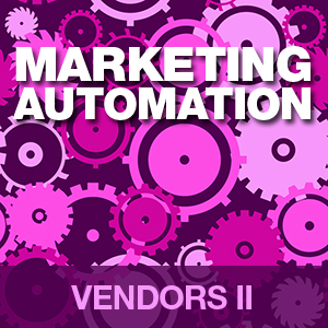 Marketing Automation Vendors
