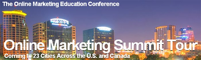 Online Marketing Summit Tour