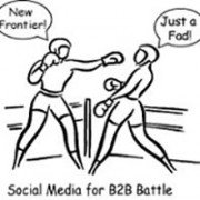 Social Media for B2B Battle