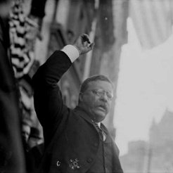 T. Roosevelt - The Man in the Arena