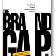 The Brand Gap book cover