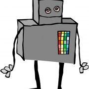 b2b social media robot