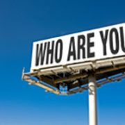 Who are you? billboard