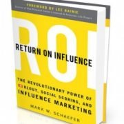 Mark Schaefer's Return on Influence