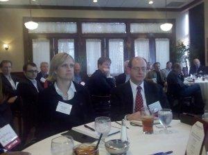 B2B marketers at BMA Atlanta Meeting