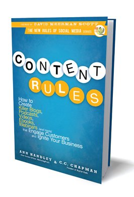 Content Rules is an excellent resource for B2B marketers