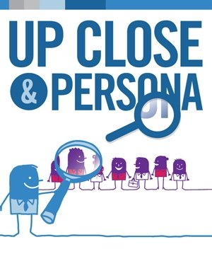 Up Close & Persona logo
