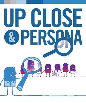 Up Close & Persona logo