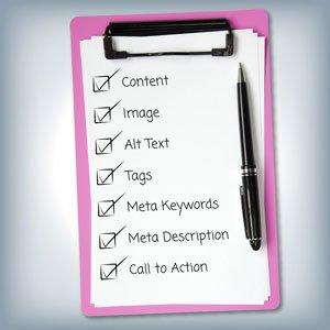 b2b marketing checklist