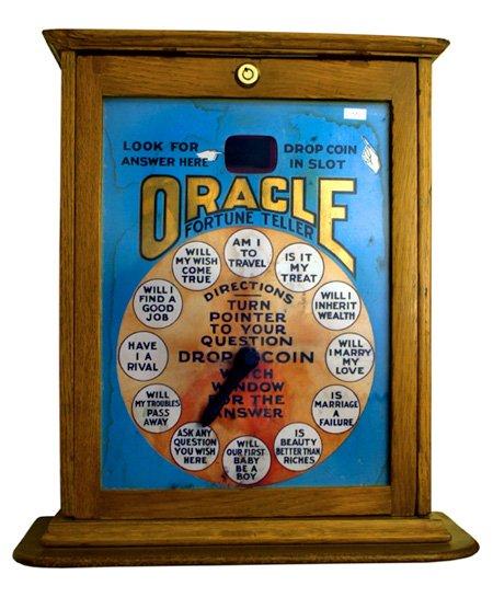 oracle clock