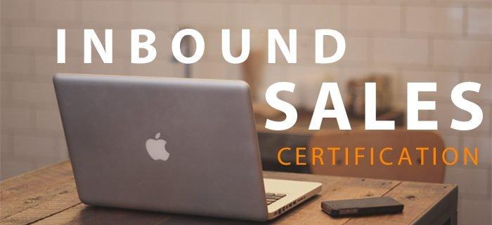 HubSpot's Inbound Sales Certification