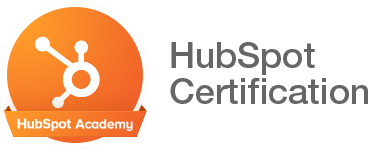 HubSpot Academy HubSpot Certification badge