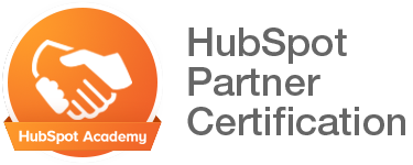 HubSpot Academy HubSpot PartnerCertification badge