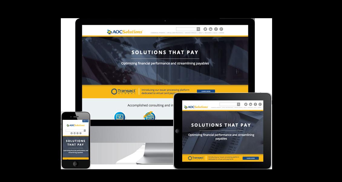 AOC Solutions - Website Design & Development