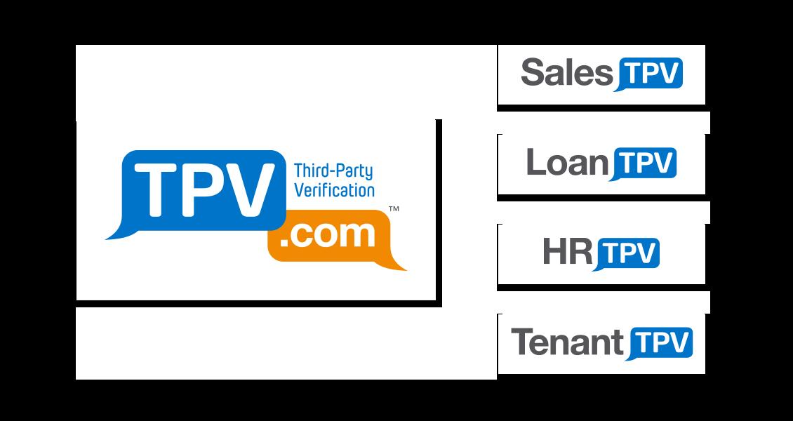 TPV.com logo suite