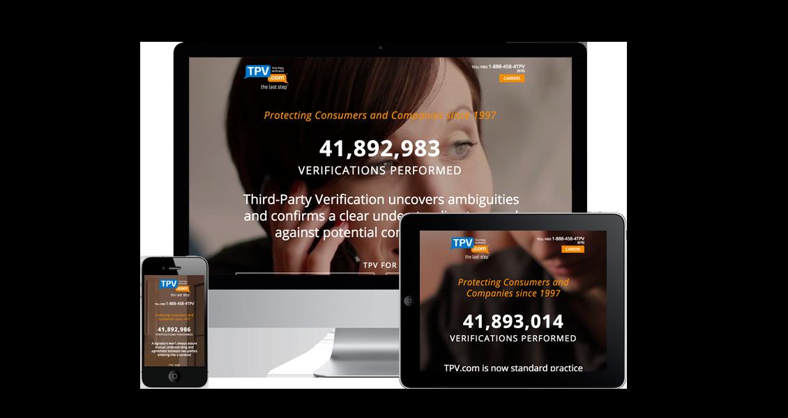 TPV.com - Website Design & Development