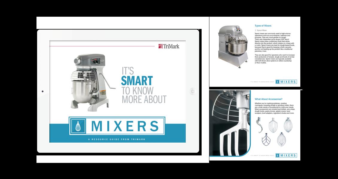 TriMark Mixers eBook